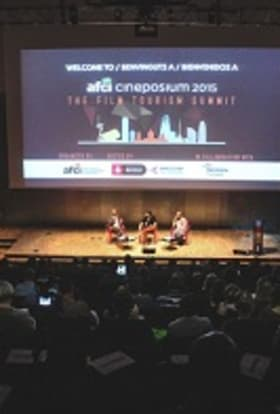 AFCI conference focuses on film tourism