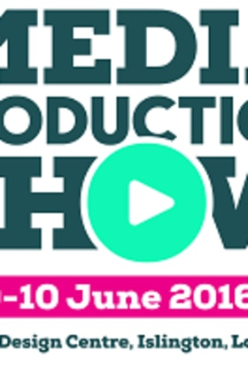 Register now for the Media Production Show