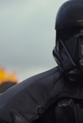 Star Wars Rogue One given £20m for UK filming
