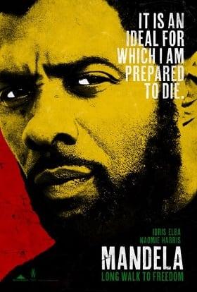 Mandela TV drama films in South Africa