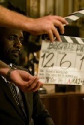 Idris Elba filmed Bastille Day in Paris and London