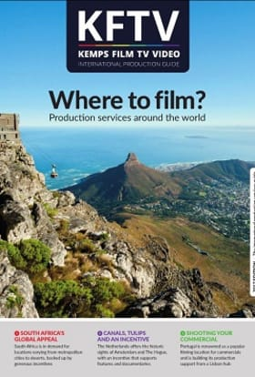 KFTV launches new International Production Guide