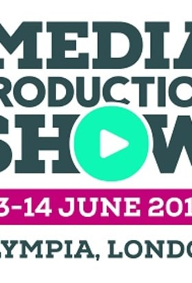 Media Production Show 2017 preps in London