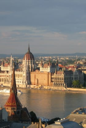 Netflix sci-fi feature to film in Budapest