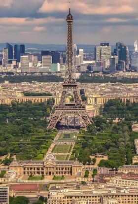 The Eddy TV series filming in Paris