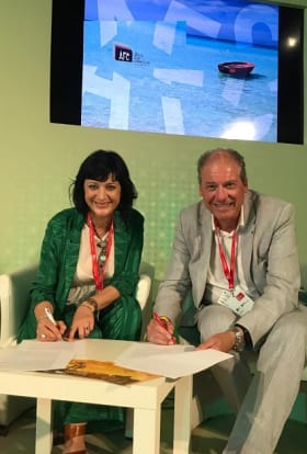 Film London signs MOU with Apulia and Sardinia Film Commissions