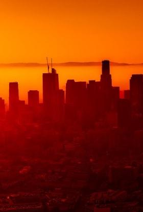 California top of US TV filming destinations