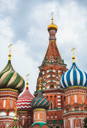 Russia launches 40% rebate for international productions
