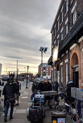 Record number of filming days for Liverpool in 2019