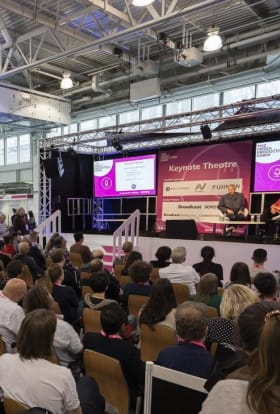 Registration now open for this year's Media Production & Technology Show