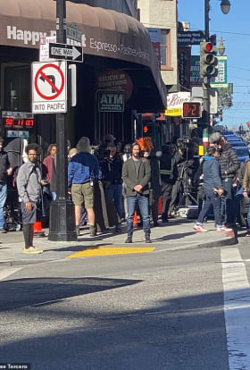 Matrix 4 is filming in San Francisco