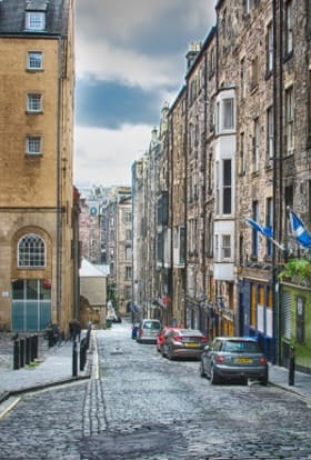 Feature film and scripted TV productions generated £10m for Edinburgh in 2019