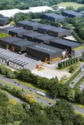 US firm Blackhall Studios to build new UK site near Reading