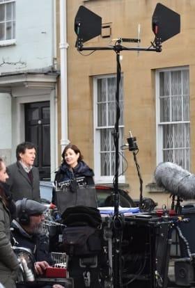 War of the Worlds filmed in Bristol locations for FOX TV