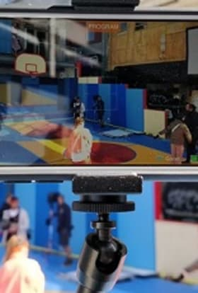 KFTV Report: How the industry is doing remote production filming