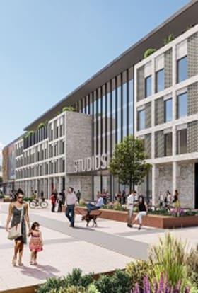 New film studios for UK