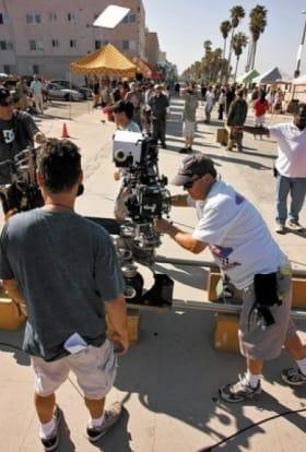 Filming in Los Angeles resumes, despite Covid concern