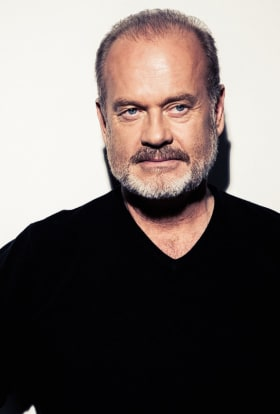 UK shoot wraps on Kelsey Grammer, Nathalie Cox mystery