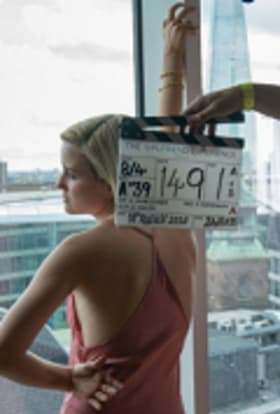 Filming on The Girlfriend Experience underway in London