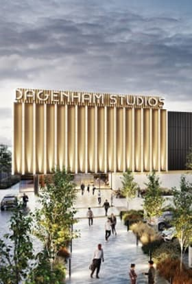New east London studio set to open in 2022