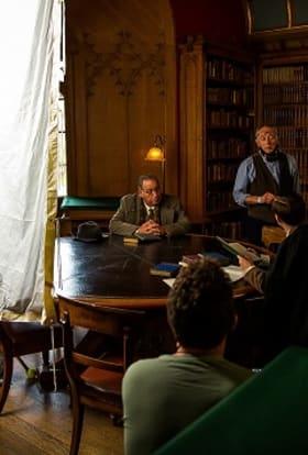 CS Lewis film wraps Oxford shoot