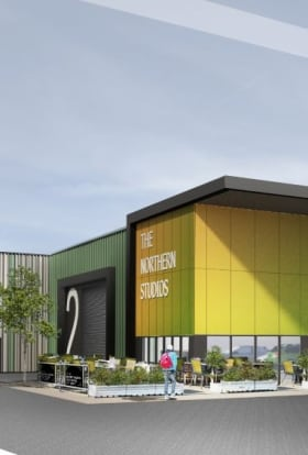 New studios to open in the north-east of the UK