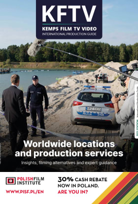 KFTV launches new International Production Guide 2021
