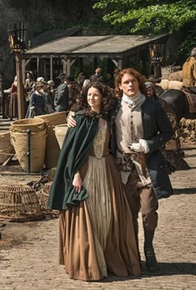 Outlander begins filming S6 during Scottish lockdown