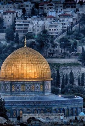 ITV begins filming thriller in Jerusalem's Old City