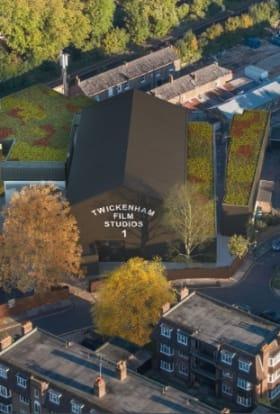 Twickenham Studios to undergo expansion and refurb in £15m project