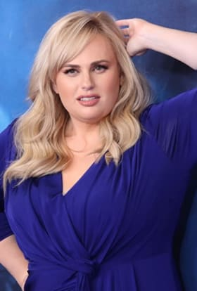 Rebel Wilson films The Almond and The Seahorse in the UK