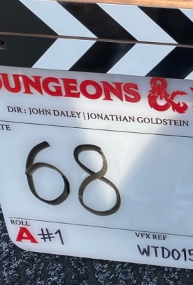 Dungeons & Dragons begins filming in Northern Ireland