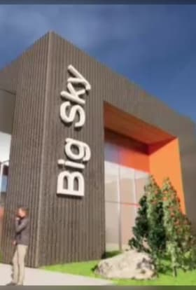 """Big Sky Studios complex being built in the """"gateway to the west"""""""