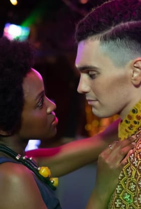 Noughts + Crosses returns to South Africa for season two filming