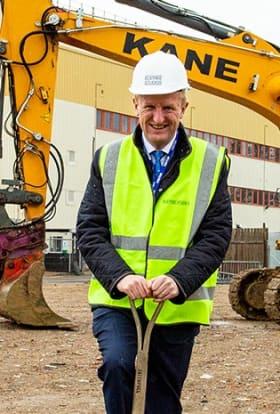 Work begins on Elstree Studios expansion