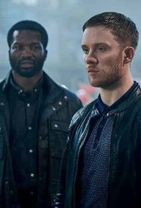 Production starts on the second series of Gangs of London