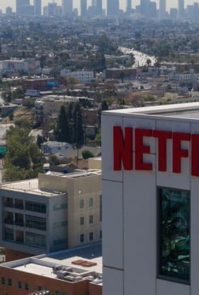Netflix to open studio in NY