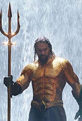 Aquaman 2 films in the UK