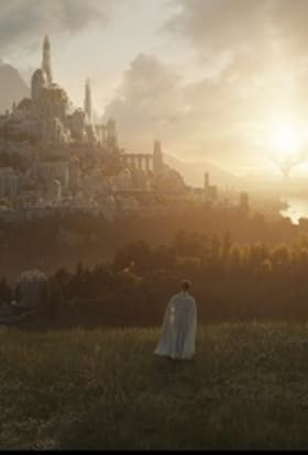 Lord of the Rings shifts production from NZ to UKfor Series 2