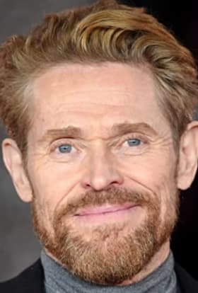 Christoph Waltz and Willem Dafoe film in New Mexico