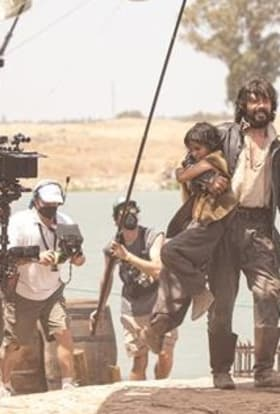 Simon West's 'Boundless' wraps for Fulwell 73, Amazon and RTVE