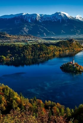Slovenia's enticing locations and incentive are attracting top producers