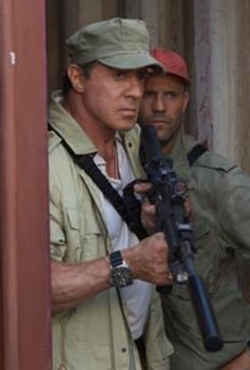 The Expendables starts UK shoot