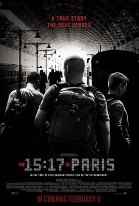 Clint Eastwood films The 15:17 to Paris in France | KFTV