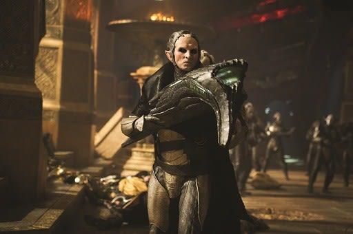 Marvel Disney Thor The Dark World Christopher Eccleston Chris Hemsworth Anthony Hopkins Tom Hiddleston Zachary Levi