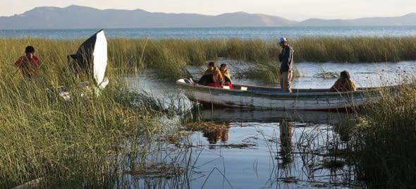 boat Bolivian ad
