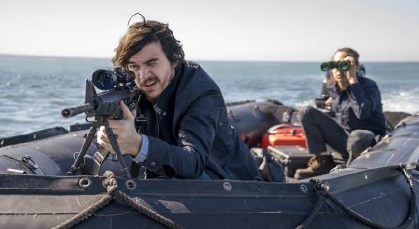 Fear the Walking Dead Baja Studios dinghy
