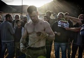 Jason Bourne in Tenerife