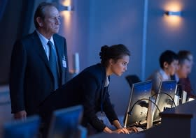 Jason Bourne CIA hub