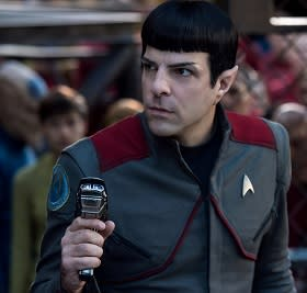 Star Trek Beyond - Spock